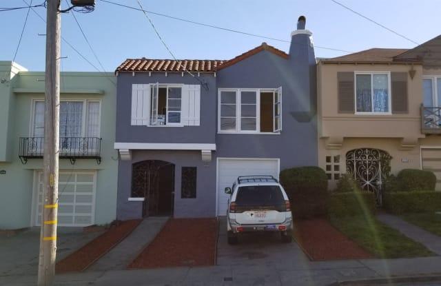 2732 35th Ave - 2732 35th Avenue, San Francisco, CA 94116