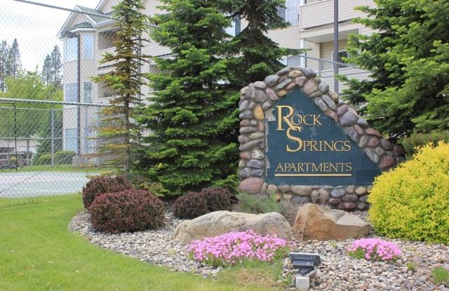 Rock Springs - 2701 Al Ogdon Way, Cheney, WA 99004