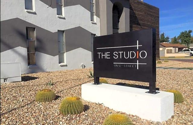 The Studio on 12th Street - 4130 North 12th Street, Phoenix, AZ 85014