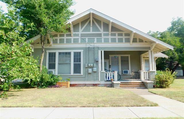 203 Sawyer Avenue - 203 Sawyer Street, Denton, TX 76201
