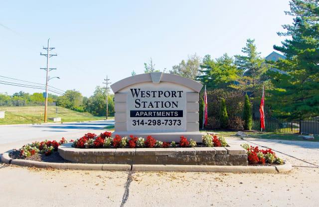 Westport Station - 11155 Westport Station Dr, Maryland Heights, MO 63043