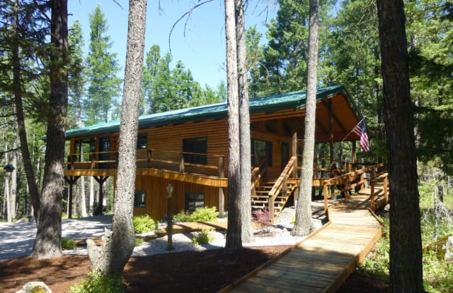 159 Wagonwheel Road - 159 Wagon Wheel Rd, Flathead County, MT 59937