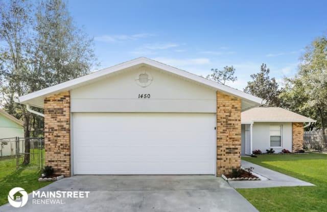 1450 Chris Avenue - 1450 Chris Avenue, DeLand, FL 32724