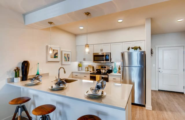Haven Apartments at Orenco Station - 6998 Northeast Cherry Drive, Hillsboro, OR 97124