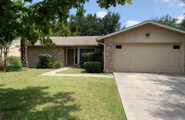 4622 MISTY RUN - 4622 Misty Run, San Antonio, TX 78217