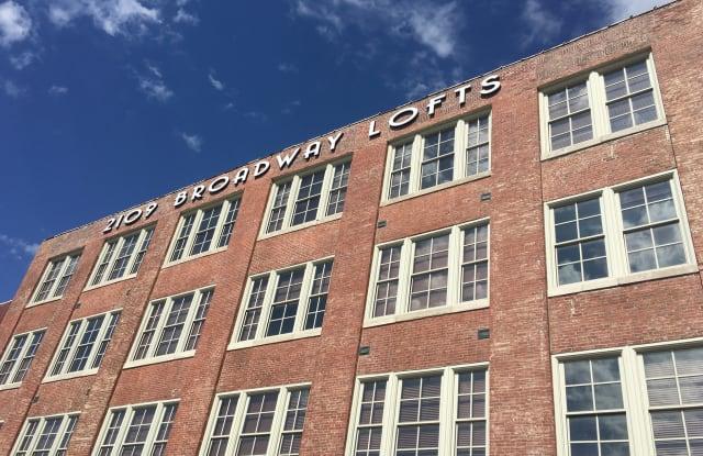2109 Broadway Lofts - 2109 Broadway Blvd, Kansas City, MO 64108