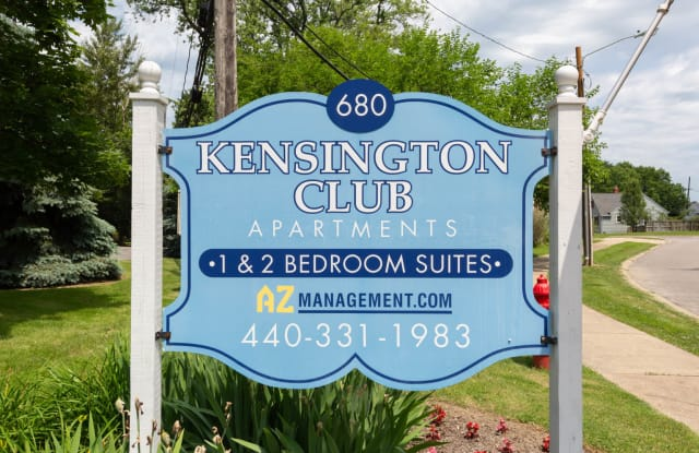 Kensington Club Apartments - 680 Smith Ct, Rocky River, OH 44116