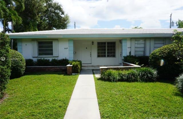 960 Benevento Ave - 960 Benevento Ave, Coral Gables, FL 33146