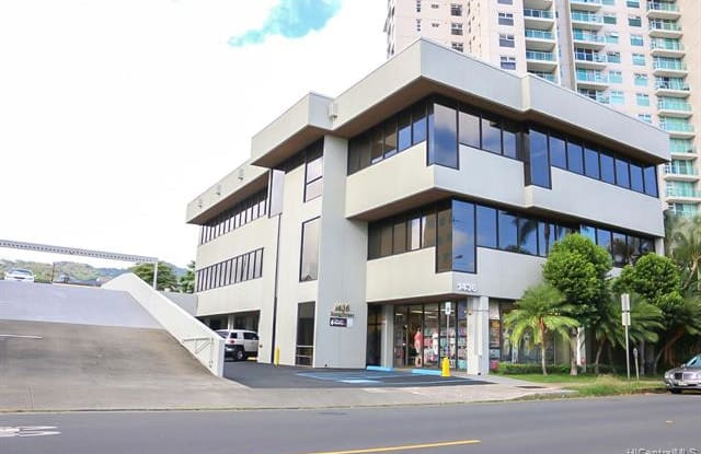 1436 Young Street - 1436 Young Street, Honolulu, HI 96814