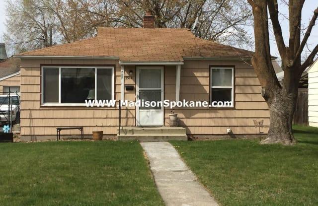 5509 N. Cochran St. - 5509 North Cochran Street, Spokane, WA 99205