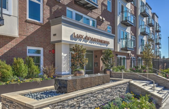 Lux - 1000 100th Avenue Northeast, Bellevue, WA 98004