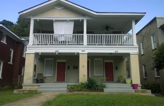 222 N Willett St - 222 North Willett Street, Memphis, TN 38112