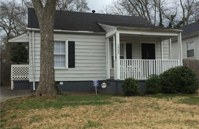 1562 Lincoln Avenue SE - 1562 Lincoln Avenue Southeast, DeKalb County, GA 30317
