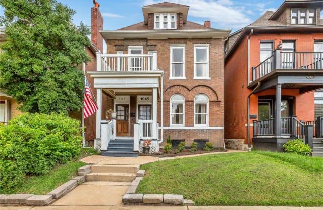 4065 Castleman Avenue - 4065 Castleman Avenue, St. Louis, MO 63110