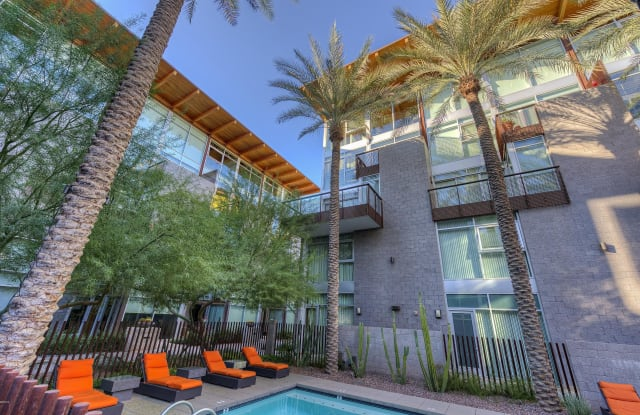 4745 N SCOTTSDALE Road - 4745 North Scottsdale Road, Scottsdale, AZ 85251