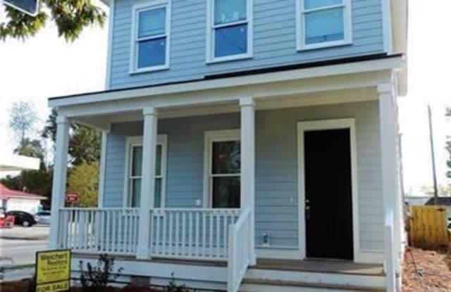 545 E Anderson Street - 545 East Anderson Street, Savannah, GA 31401