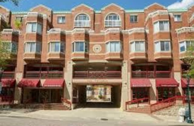 22 COURTHOUSE SQUARE - 22 Courthouse Square, Rockville, MD 20850
