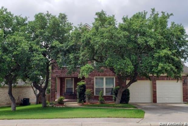 526 PARKMONT CT - 526 Parkmont Court, San Antonio, TX 78258