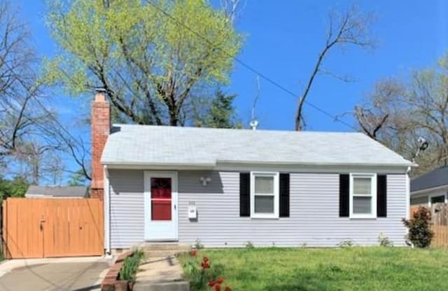 526 LINCOLN STREET - 526 Lincoln Street, Rockville, MD 20850