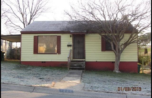 1405 S Jackson Street - 1405 South Jackson Street, Little Rock, AR 72204