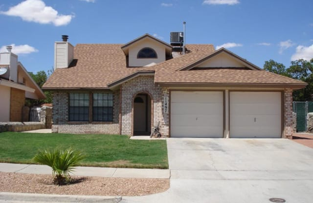11497 LONE WOLF Circle - 11497 Lone Wolf Circle, El Paso, TX 79936