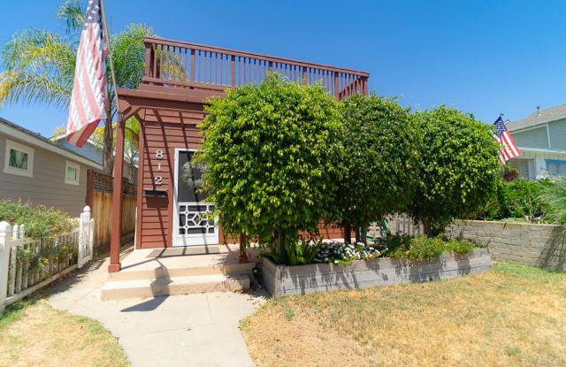 812 H Avenue - 812 H Avenue, Coronado, CA 92118