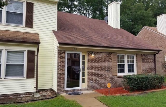 380 Kinsmen Way - 380 Kingsmen Way, Hampton, VA 23666