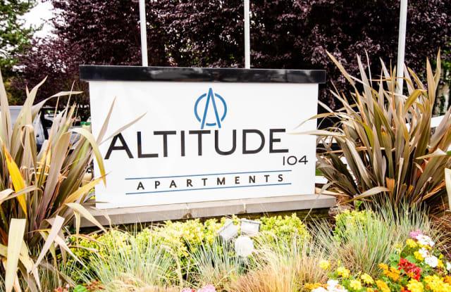 Altitude 104 - 2201 104th St S, Tacoma, WA 98444