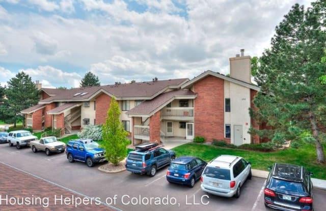 595 Manhattan Drive #203 - 595 Manhattan Drive, Boulder, CO 80303