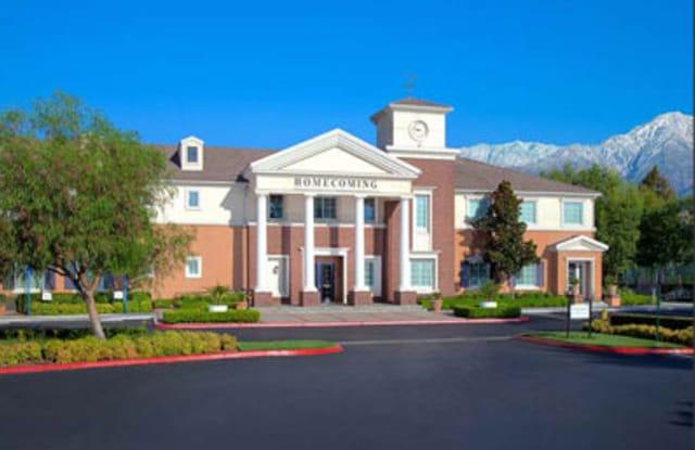 Homecoming At Terra Vista - 11660 Church St, Rancho Cucamonga, CA 91730