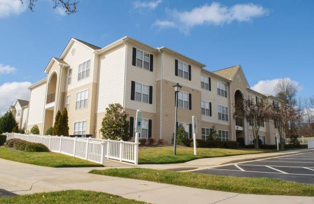 Andover Park - 1350 Norwalk St, Greensboro, NC 27407