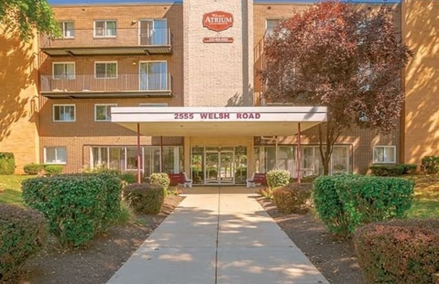 Atrium Apartments - 2555 Welsh Rd, Philadelphia, PA 19114