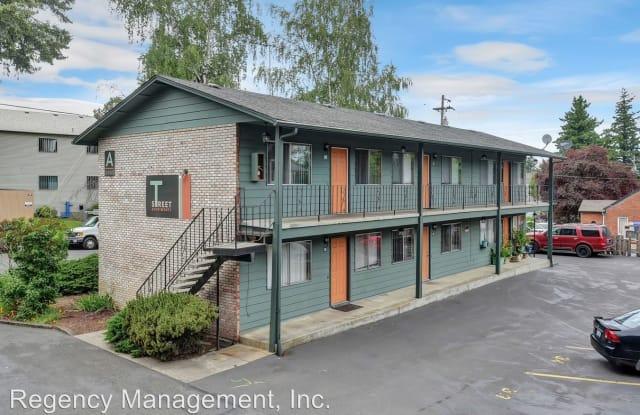 T Street Apartments - 2008 East Fourth Plain Boulevard, Vancouver, WA 98661