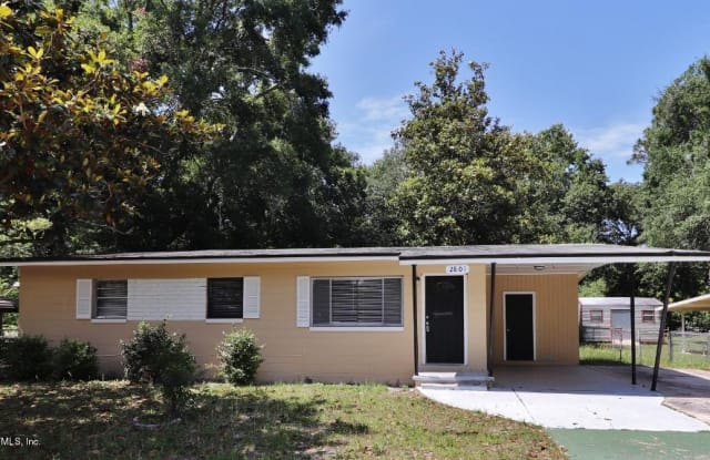 2801 AUBREY AVE - 2801 Aubrey Avenue, Jacksonville, FL 32208