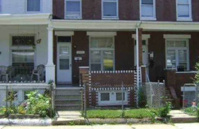1769 Montpelier Street - 1769 Montpelier Street, Baltimore, MD 21218