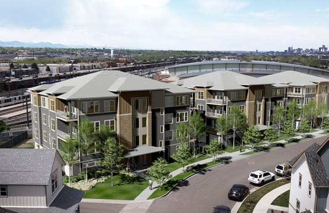 Iron Works Apartments - 525-595 West Amherst Avenue, Englewood, CO 80110