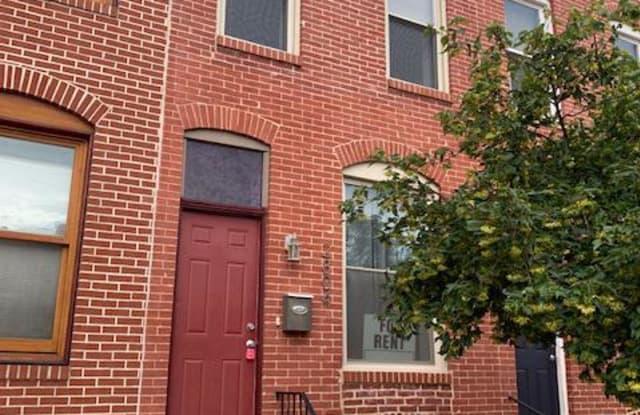 2804 E FAIRMOUNT AVENUE - 2804 East Fairmount Avenue, Baltimore, MD 21224