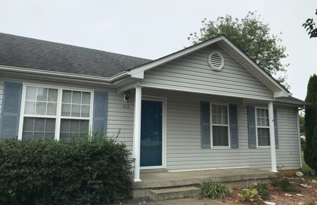 416 Lincoln Ct. - 416 Lincoln Court, Bowling Green, KY 42101