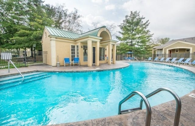 Steeplechase Apartments - 5800 Central Avenue Pike, Knoxville, TN 37912