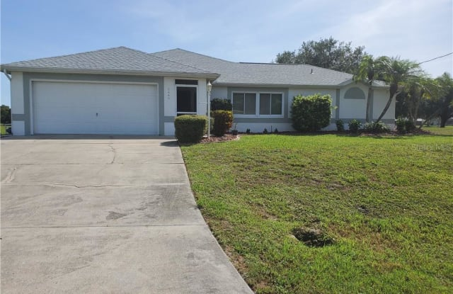 6460 BLUEBERRY DRIVE - 6460 Blueberry Drive, Charlotte County, FL 34224