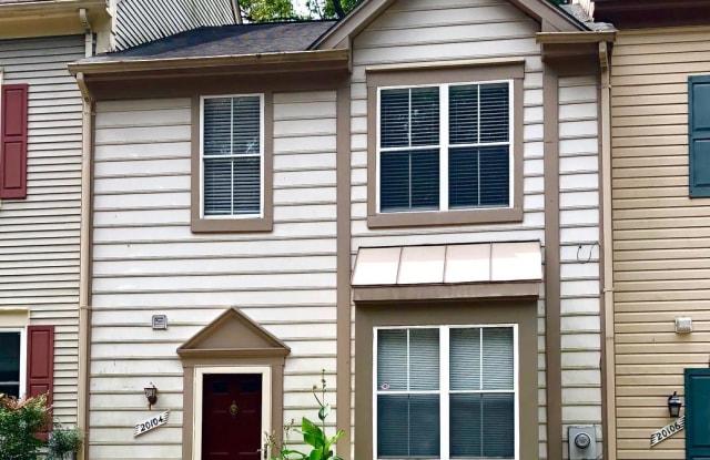 20104 TIMBER OAK LANE - 20104 Timber Oak Lane, Germantown, MD 20874