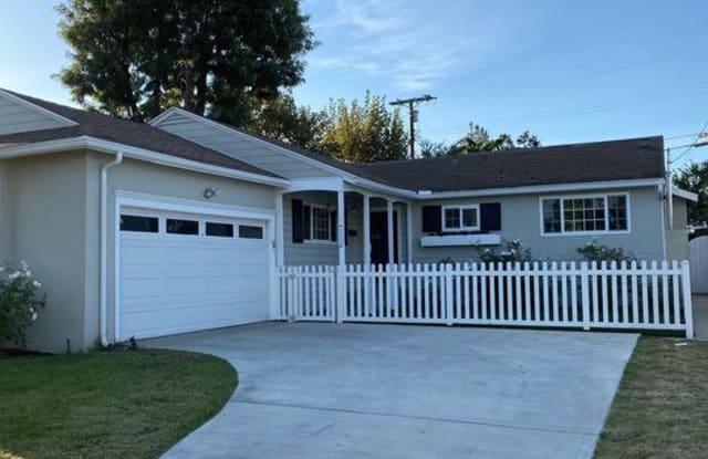 17128 BULLOCK Street - 17128 Bullock Street, Los Angeles, CA 91316