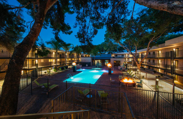Treehouse - 3636 N Campbell Ave, Tucson, AZ 85719