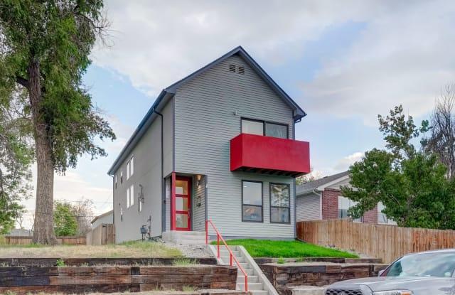 3812 N Cook St - 3812 Cook Street, Denver, CO 80205