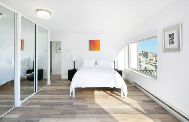Clay Park Tower Apartments - 1890 Clay Street, San Francisco, CA 94109