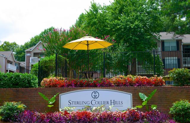 Sterling Collier Hills - 1760 Northside Dr NW, Atlanta, GA 30318