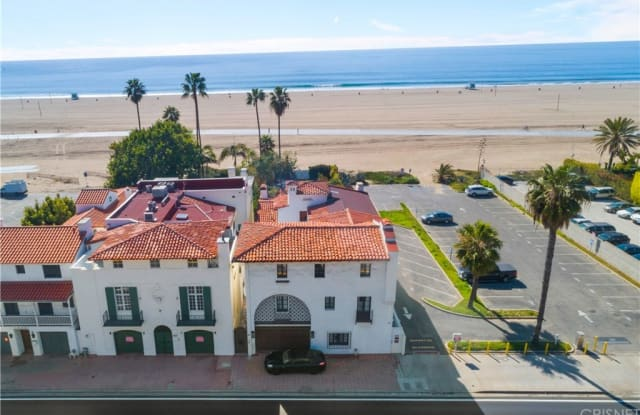 1020 Palisades Beach Road - 1020 Pacific Coast Highway, Santa Monica, CA 90403