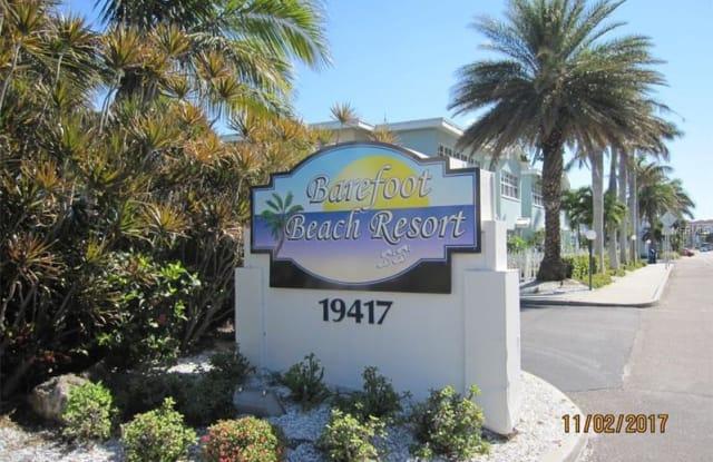 19417 GULF BOULEVARD - 19417 Gulf Boulevard, Indian Shores, FL 33785