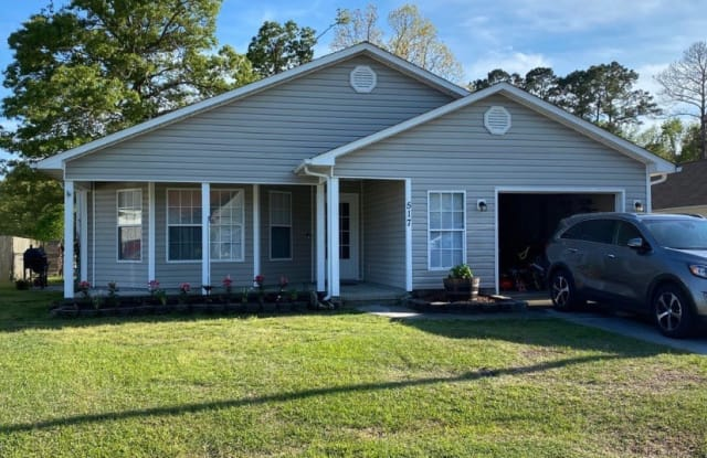 517 Blackberry Ct - 517 Blackberry Court, Onslow County, NC 28539