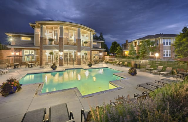 The Meadows At Meridian - 10215 E. Crescent Meadow Blvd, Parker, CO 80134